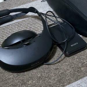 Sony HMZ-T3W Personal 3D Viewer Wireless Head Mounted Display From Japan Used