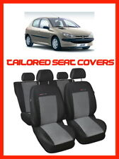 Peugeot 206 Fundas de los asientos a medida Set Completo - (P2)