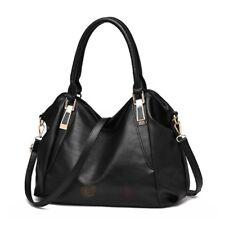 Women Tote Leather Shoulder Bag Handbag Messenger Crossbody Hobo Purse Satchel
