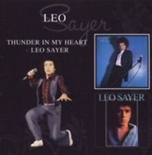 Thunder in My Heart/leo Sayer 0740155206031 by LEO Sayer CD