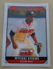 Mychal Givens 2018/19 Australian Baseball League- Perth Heat - Baltimore Orioles