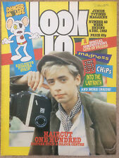 LOOK IN MAGAZINE 4 DEC 1982 #49 HAIRCUT ONE HUNDRED