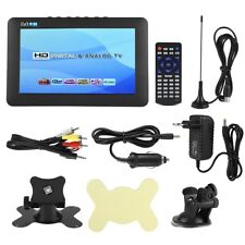 LEADSTAR 9in DVB-T2 Digital TV AV TF-Karte USB Portable 1080P HD Auto TV-Player