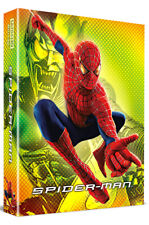 Spider-Man - 4K UHD + BLU-RAY Steelbook Limited Edition - Lenticular / WeET