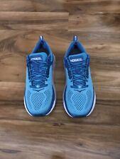 Hoka Arahi 3 women's running shoes size UK 6.5 Blue