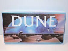 DUNE BOARD GAME BOARDGAME BORDSPEL 1984 CLIPPER HOLLAND