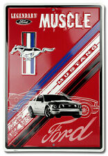 New! Ford Mustang Muscle Car Parking Only Sign