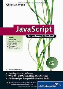JavaScript: Mit umfangreichem Teil zu Web 2.0 und A... | Buch | Zustand sehr gut