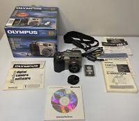 Olympus C-3000 3.2MP Digital Camera w/ 3x Optical Zoom IN ORIGINAL BOX W/ MANUAL