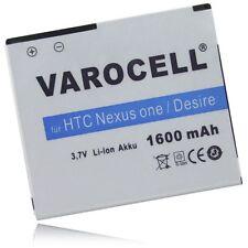 Varocell Batterie HTC Desire Nexus One BA-S410 A8181 BB99100 G5 Google
