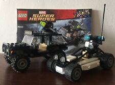 Lego - Super Heroes - Avengers Age of Ultron - 76030 - Avengers Hydra Showdown