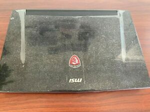 MSI GT72VR 6RE Dominator Pro Barely Used - In Original Box with Plastic Still On