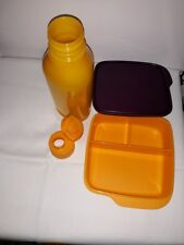 Lunchbox Set Tupperware (Lunchbox and Eco Bottle 750mL)