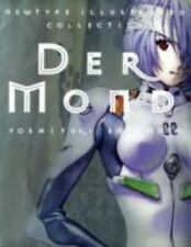 Der Mond: The Art of Neon Genesis Evangelion (Hardback or Cased Book)