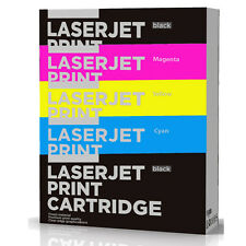 5 Toner Cartridge for HP CF350A-CF353A 130A LaserJet Pro MFP M176n M177fw T
