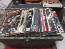 RX5012006 DC COMICS BOOK LOT OF 60 BATMAN TITLES BOX 77 RC5012006