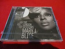 "CD NEUF ""THE LONDON SESSIONS - MARY J BLIGE"" Disclosure, Emeli SANDE, Sam SMITH"