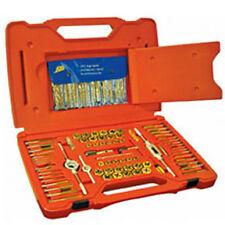 Machine Screw, Fractional & Metric Tap & Die Drill Bit Set, 117 pc. ATD-277 New!