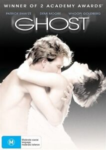 Ghost - Academy Gold Collection (DVD, 2009, 2-Disc Set), very good condition