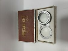 Proxar no 2 set for Ricoh 36mm boxed
