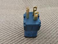 IEC 3 Pin AC 125V  250v 15A Power Cord Plug Tube Amplifier Power Connector Plug