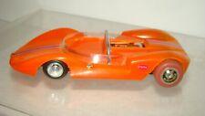 1/24 Cox Slot Car La Cucaracha w/running chassis