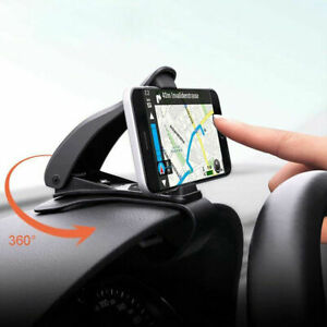 360 Degree GPS Dashboard Mount Car Phone Holder Smartphone Stand Support Samsung