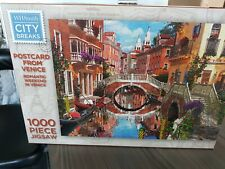 W H Smiths City Breaks Collection Jigsaw Postcards from Venice