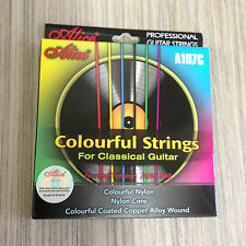 Alice A107C PROFESSIONAL Colorful Classical Guitar Nylon Strings