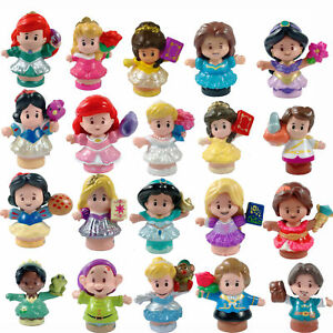 30 more Kind Fisher Price Little People Disney Princess Mickey Mouse-Your Choice
