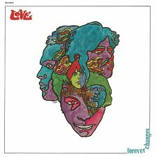 Love FOREVER CHANGES (US) 180g RHINO RECORDS 45th Anniversary NEW VINYL LP