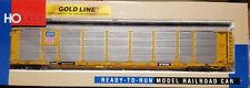Walthers Gold Line Union Pacific Bi-level Auto Carrier with Chain Detail