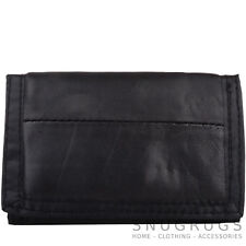 Mens / Gents / Boys Soft Leather Ripper Money / Coin Wallet