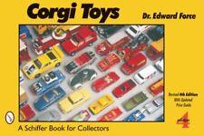 Corgi Toys catalogue price guide book modellauto Schiffer model car auto