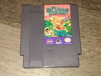 Bonk's Adventure Nintendo Nes Cleaned & Tested Authentic
