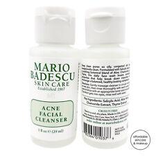 NEW *2X* Mario Badescu Acne Facial Cleanser   1 fl oz EACH
