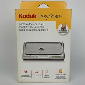 Kodak EASY SHARE Printer Docking Station for a Series 3 Camera STATION ONLY