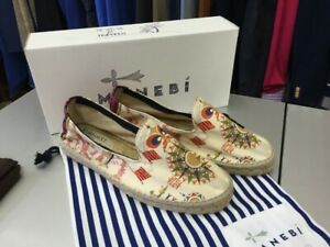 Espadrilles manebi Classical With Sole 0 13/16in Various Colours Speacial Price