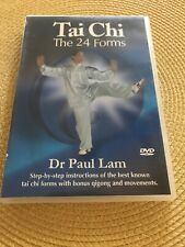 Tai Chi - 24 Forms DVD By Dr. Paul Lam