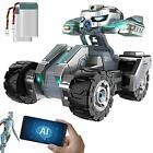 Scout AI - Smart Coding Robot - Fun and Educational Programming STEM Toy - Self-