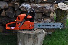 Tronçonneuse thermique 62 CC TIMBERPRO -Guide 40 cm STD
