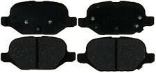 Disc Brake Pad Set fits 2012-2017 Fiat 500  ACDELCO PROFESSIONAL BRAKES