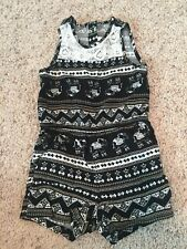 Baby Girl Size 12-18 Month Romper