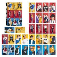 30pcs/set NCT SEASON'S GREETING Lomo Cards Collective Photocards Kpop Cards UK