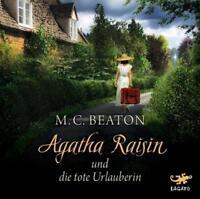 Hörbuch, AGATHA RAISIN und die tote Urlauberin, M.C. Beaton, gel. Julia Fischer