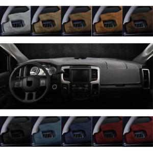 Coverking Custom Dash Cover Velour For Jeep Commander