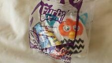 NEW 2013 McDonalds Furby Boom 7 Laughing Furby Happy Meal Toy Sealed CL22-28