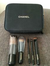 CHANEL Les Mini De Chanel Set makeup brushes bag pouch Holiday Novelty 2012 Coco