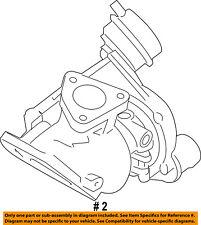 FORD OEM-Turbocharger AA5Z6K682F