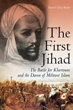 FIRST JIHAD: Khartoum, and the Dawn of Militant Islam-ExLibrary